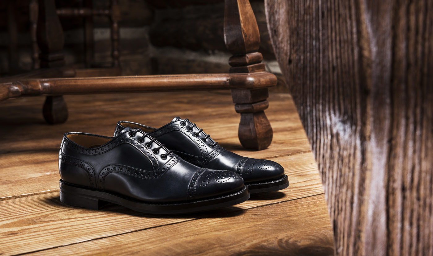 brogues Oxford